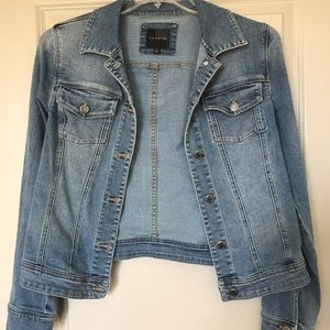 The Limited denim jacket size M